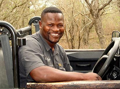 Head Field Guide, Kruger National Park